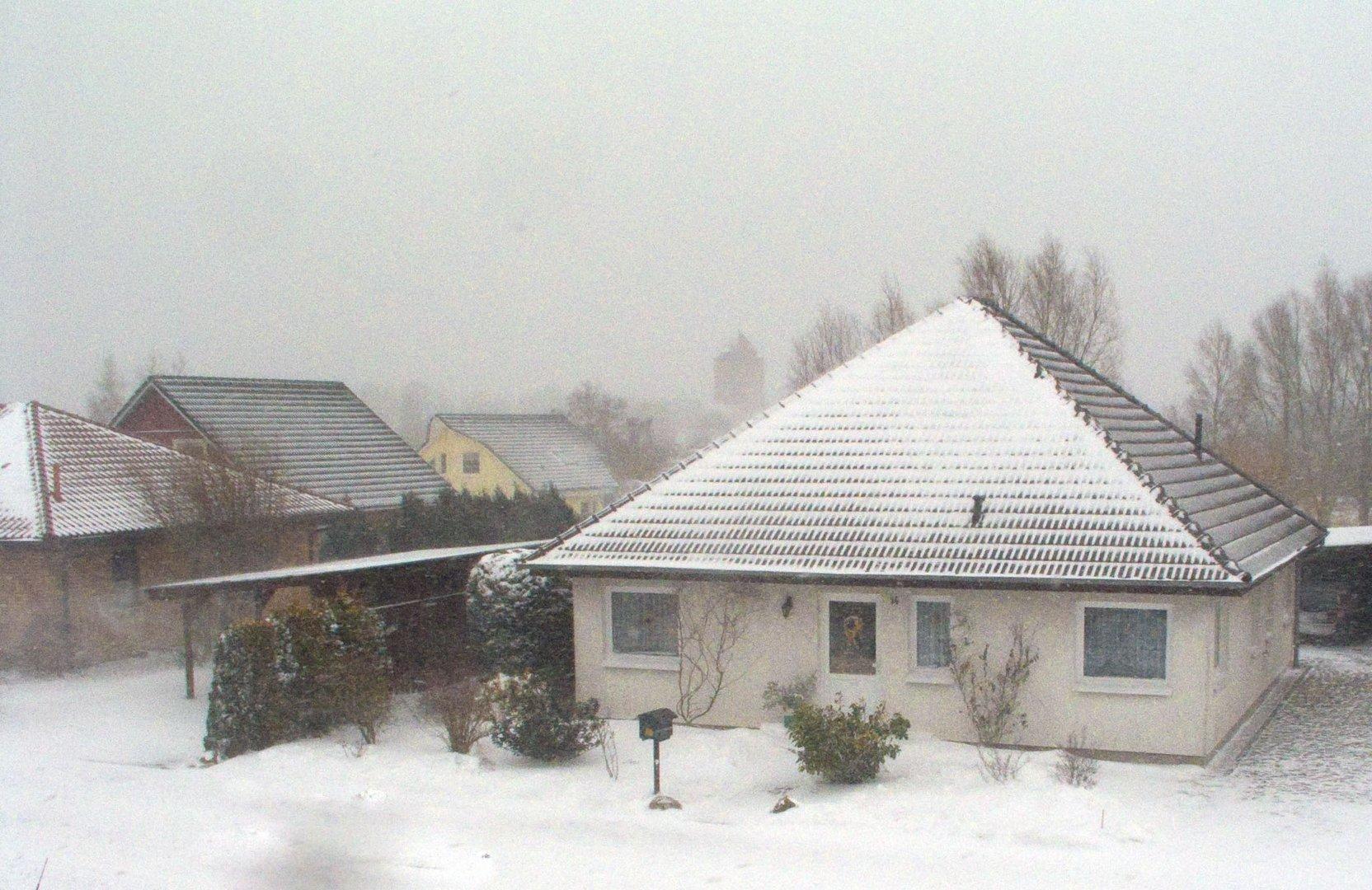 es ist doch noch Winter...