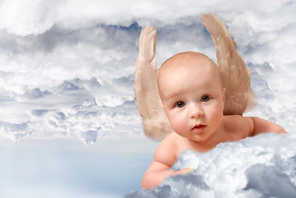 Es ist ein Engel