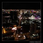 Es ist Nacht in Las Vegas