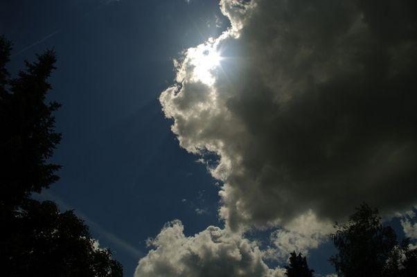 es ist nicht immer Sonnenschein