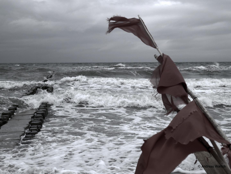 Es ist windig!