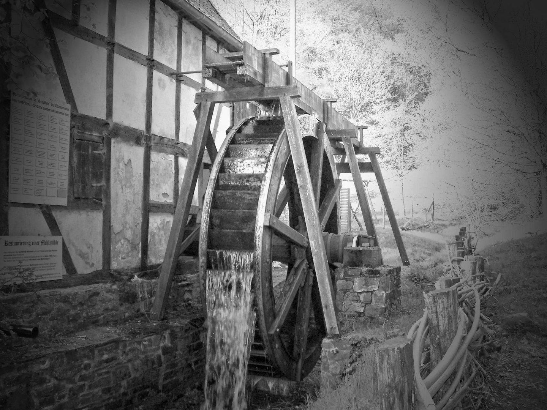 Es klappert die Mühle...