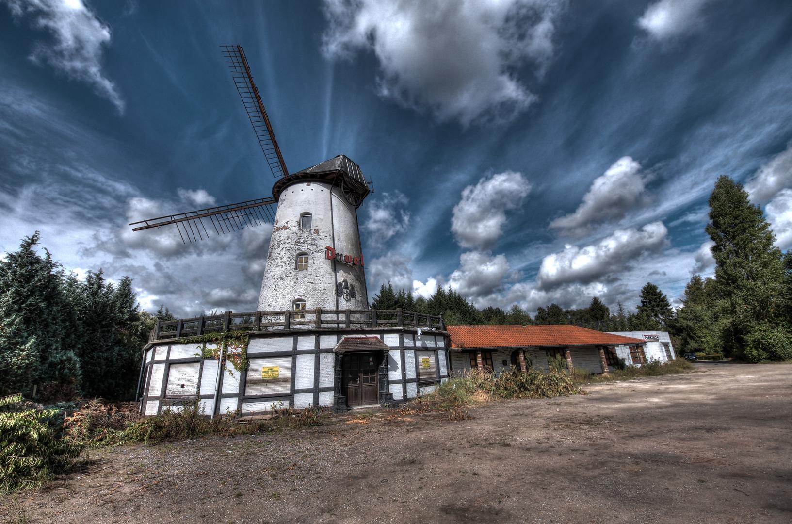 Es klappert die Mühle am rauschenden Bach ,.....