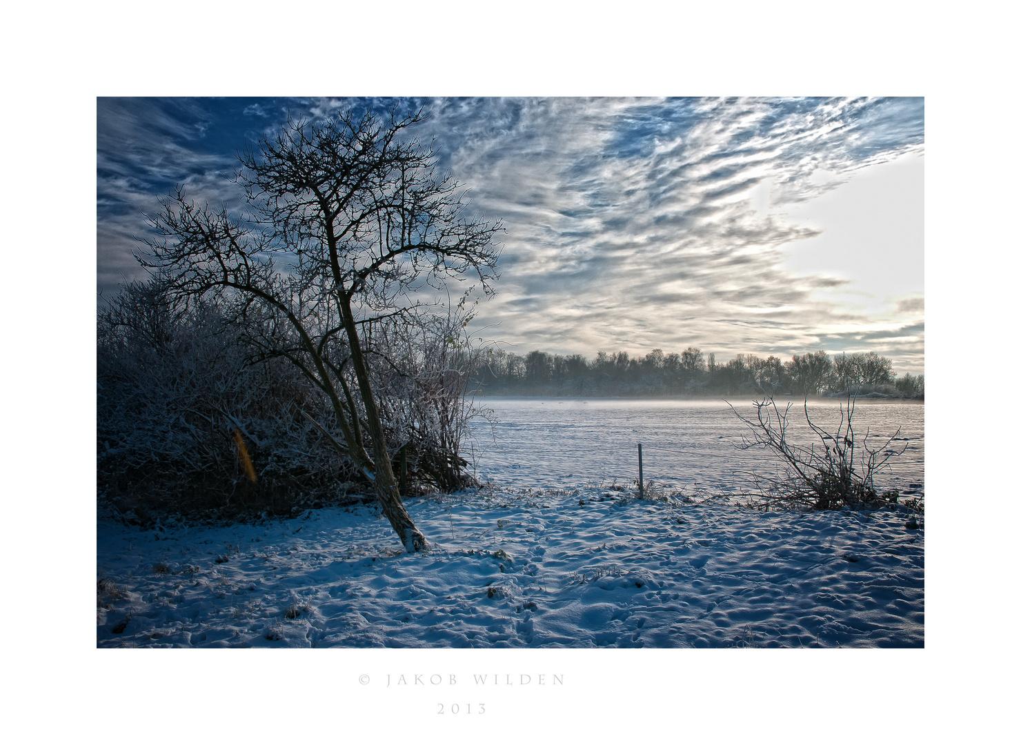Es könnte ein schöner Winter werden . . .