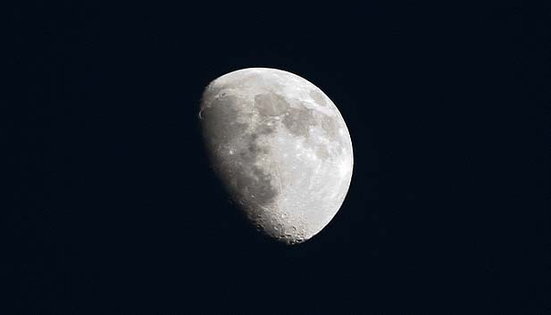 Es scheint der Mond so helle ...
