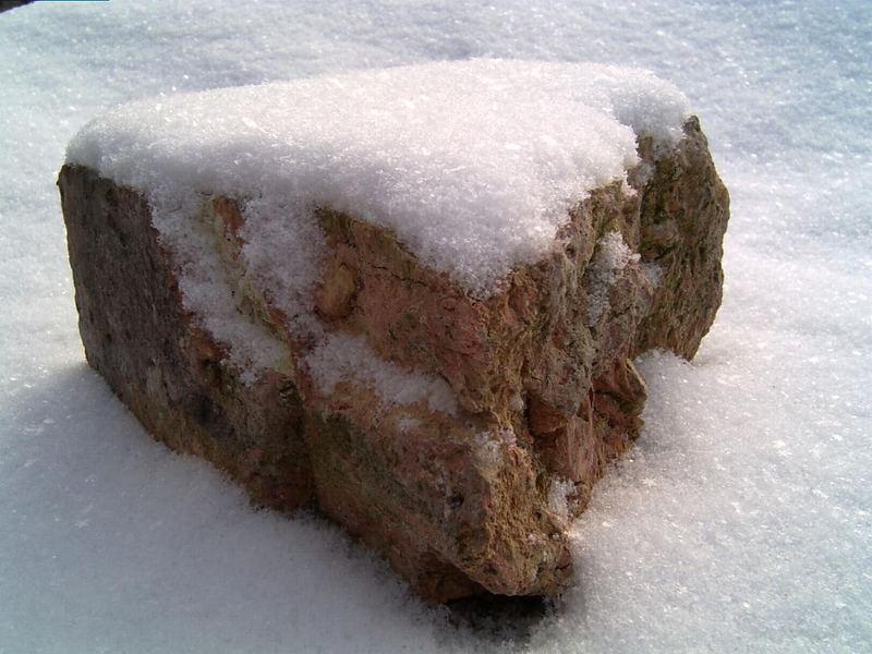 Es schneit, es schneit....