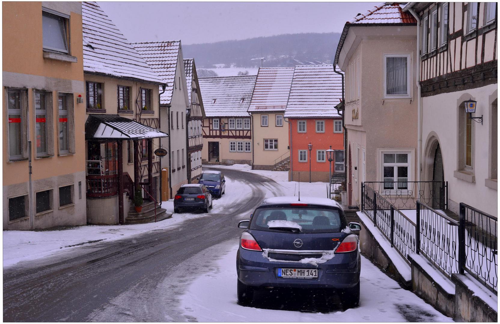 es schneit wieder IV (vuelve a nevar IV)