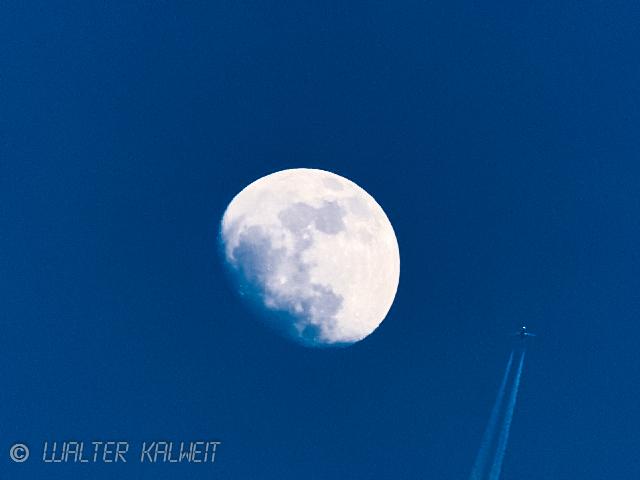 es war an einem Mondtag :-)