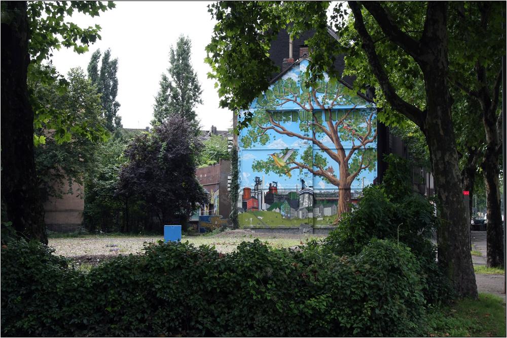 Es war doch schon alles grün in Bruckhausen [ 01 ]