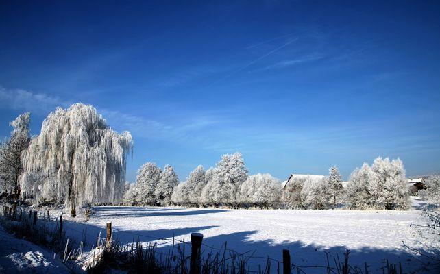 Es war ein herrlicher Wintertag...