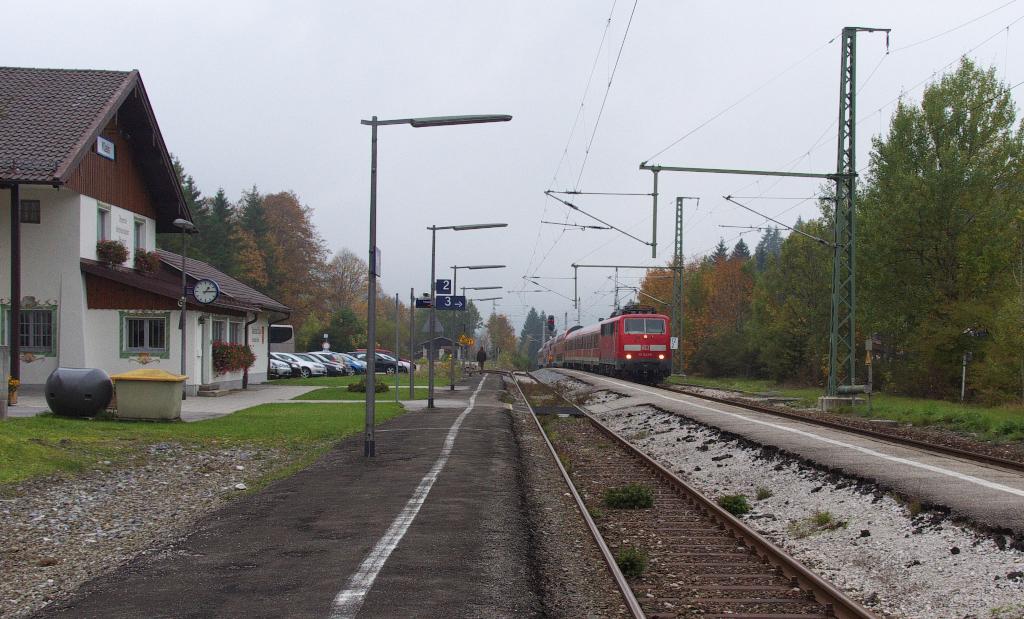 Es war einmal, ein berühmter Bahnhof.....