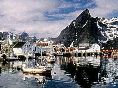 Es war einmal, in Norwegen....