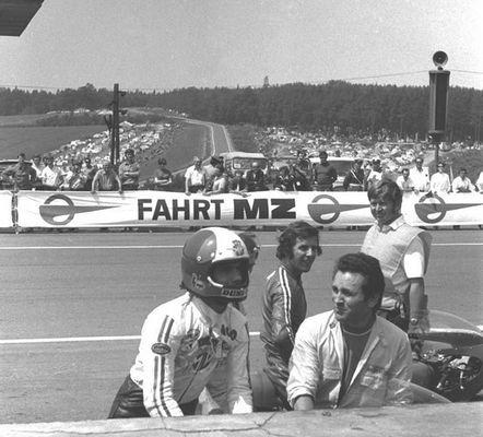 Es war einmal ........Sachsenring 1972
