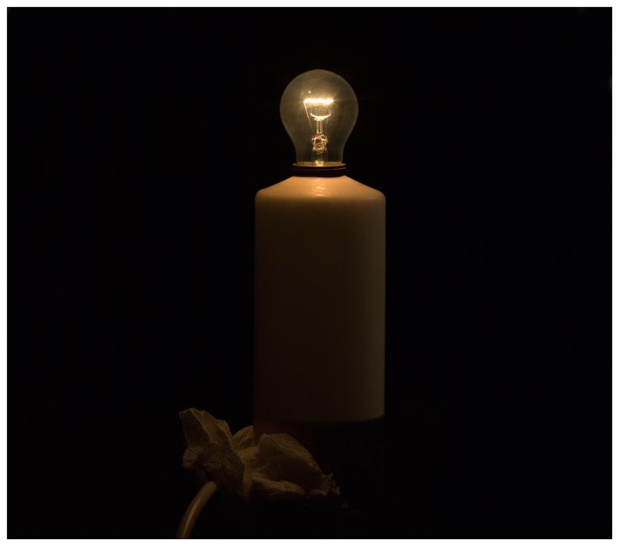 ... es werde (kerzen)licht ...
