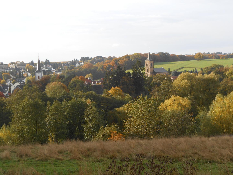 Es wird Herbst in Düssel