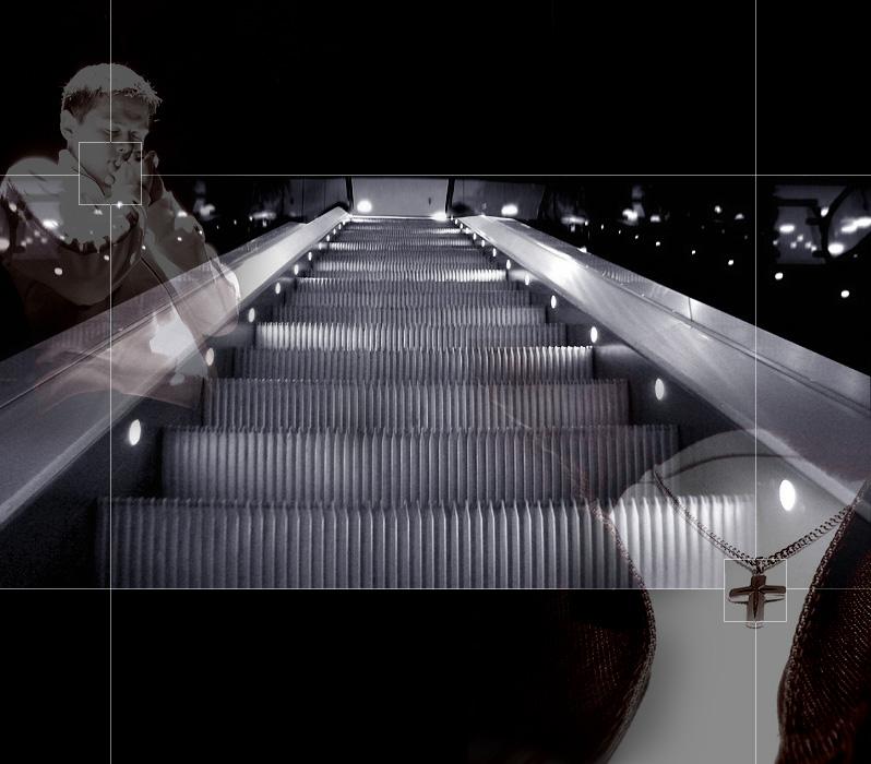 >>escalator>>
