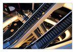 escalator maze