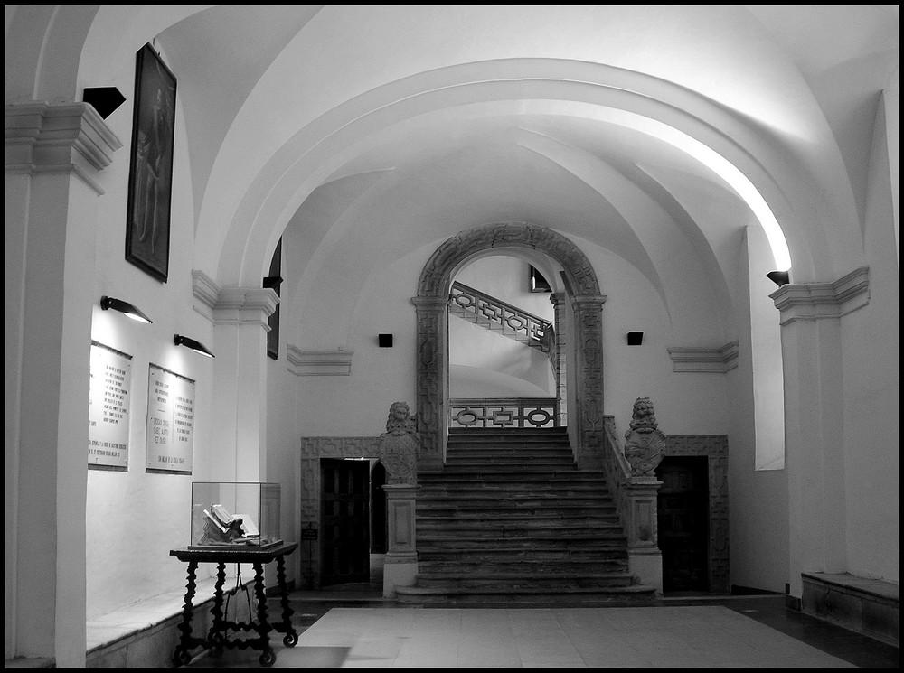 Escalera del Rey