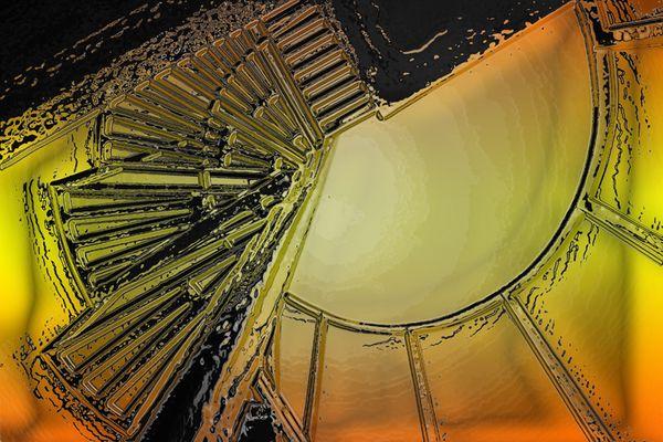 escalera solar 2