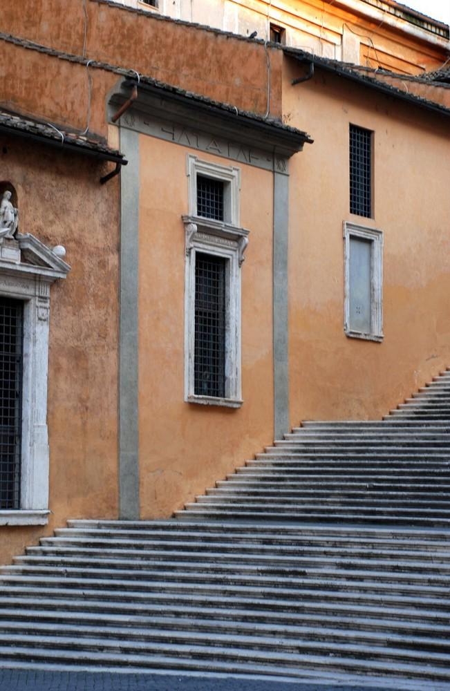 Escaleras de Roma