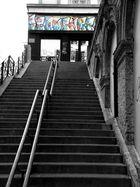 Escalier à la Croix-Rousse-Lyon