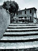 Escalier à Valensole