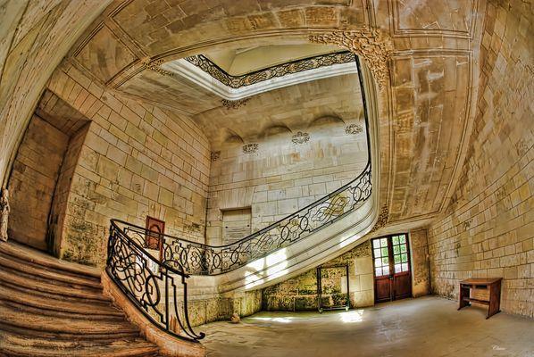 escalier au bec hellouin