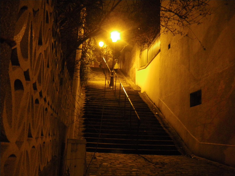 escalier de rue