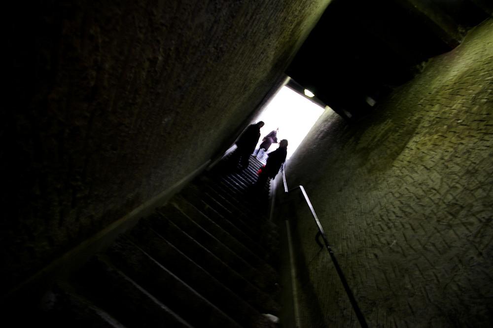 escalier des cieux