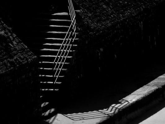 Escalier - Douarnenez