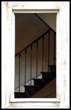 Escalier encadré