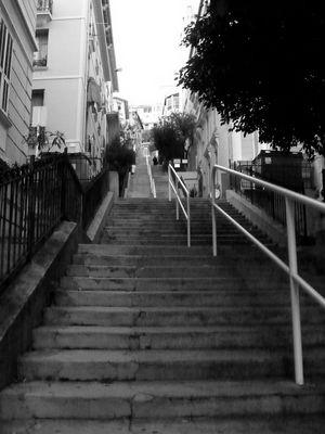 Escaliers de Beausoleil