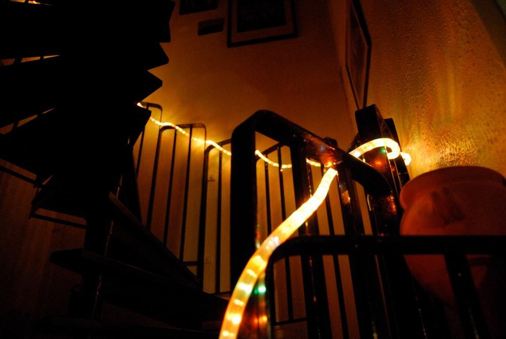 Escaliers magiques