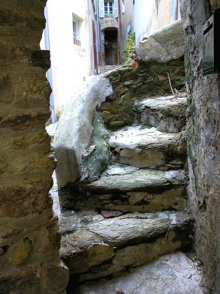 éscaliers / Treppe