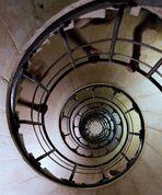 Escargot Treppe