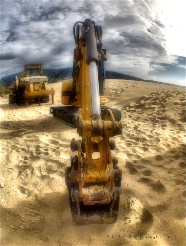 Escavadora II