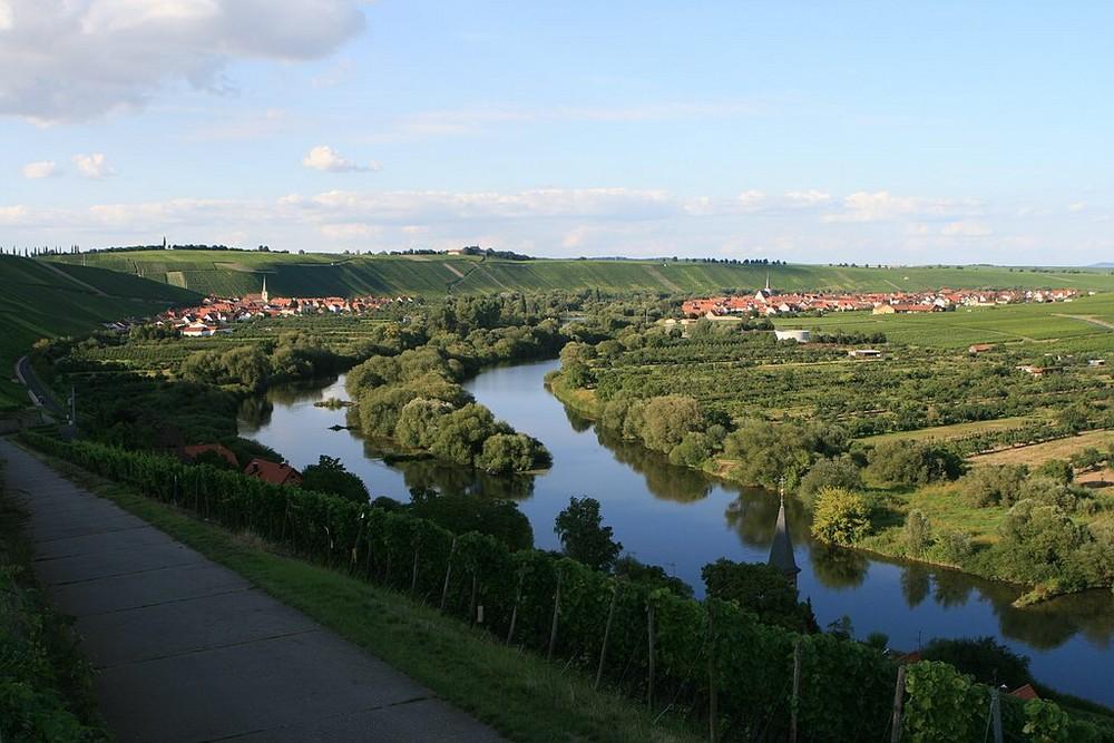 Escherndorf - Nordheim am Main