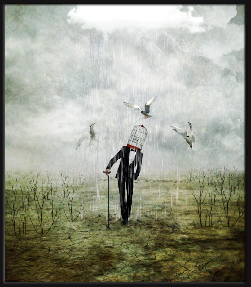 Escisión de la mente y el alma.