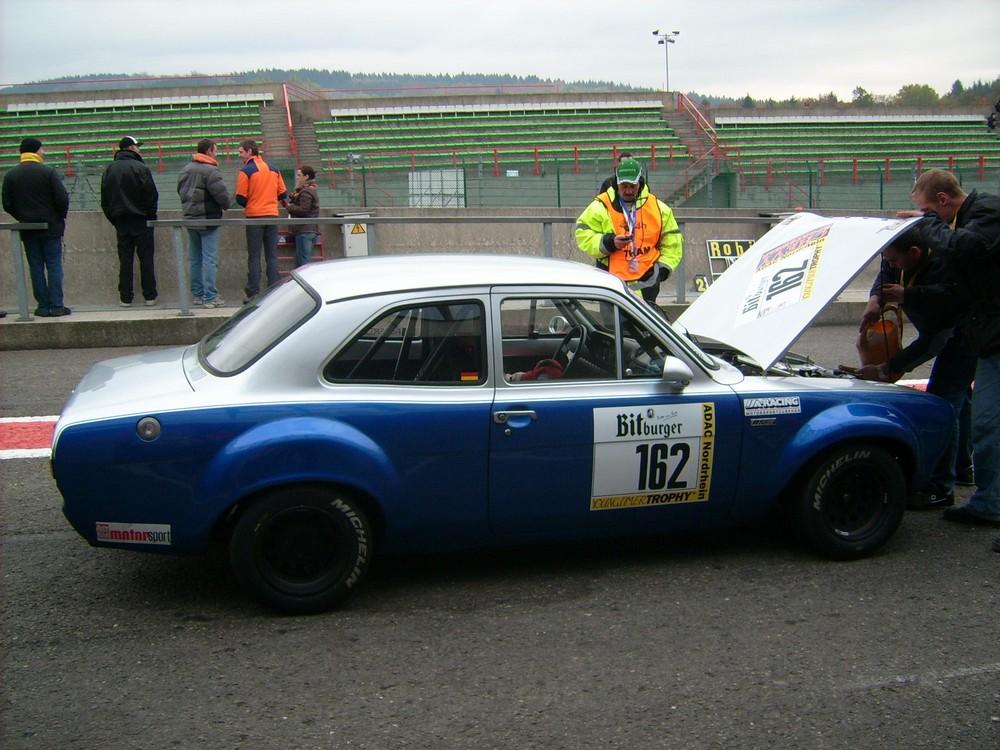 Escort RS 1600 Boxenstopp