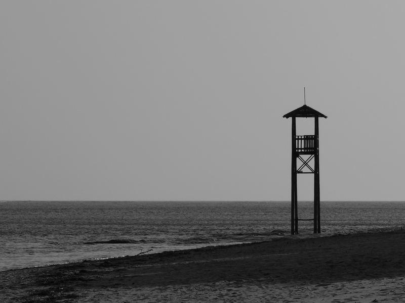 Escuchando el silencio en compañia del mar