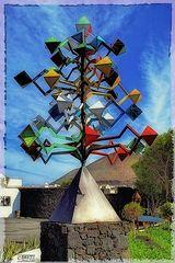Escultura de César Manrique ³