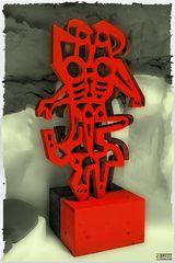 Escultura de César Manrique