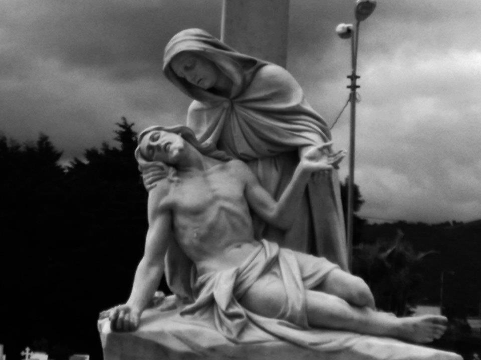 Esculturas postmorten