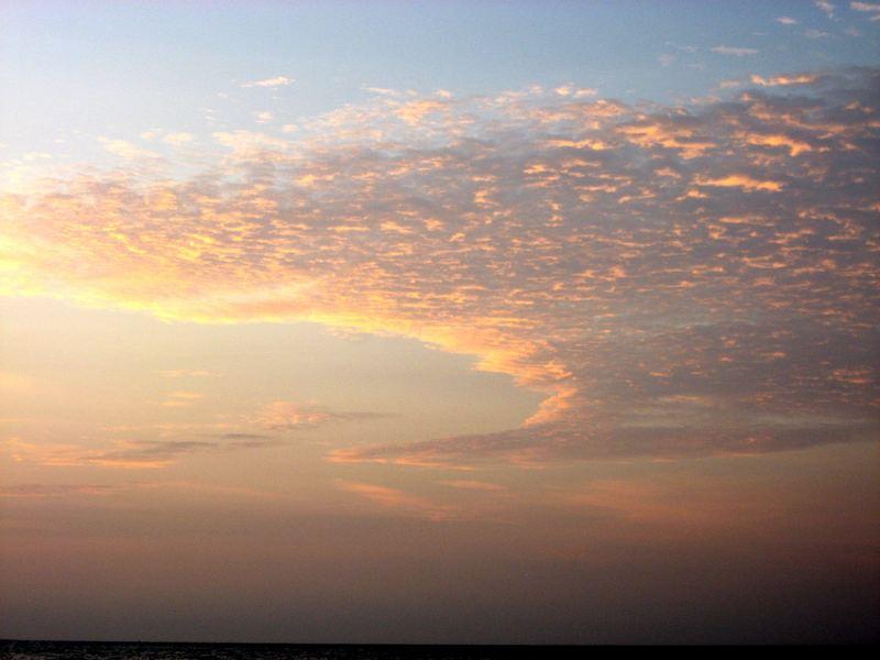 """Ese cielo ,de Ese mar"""