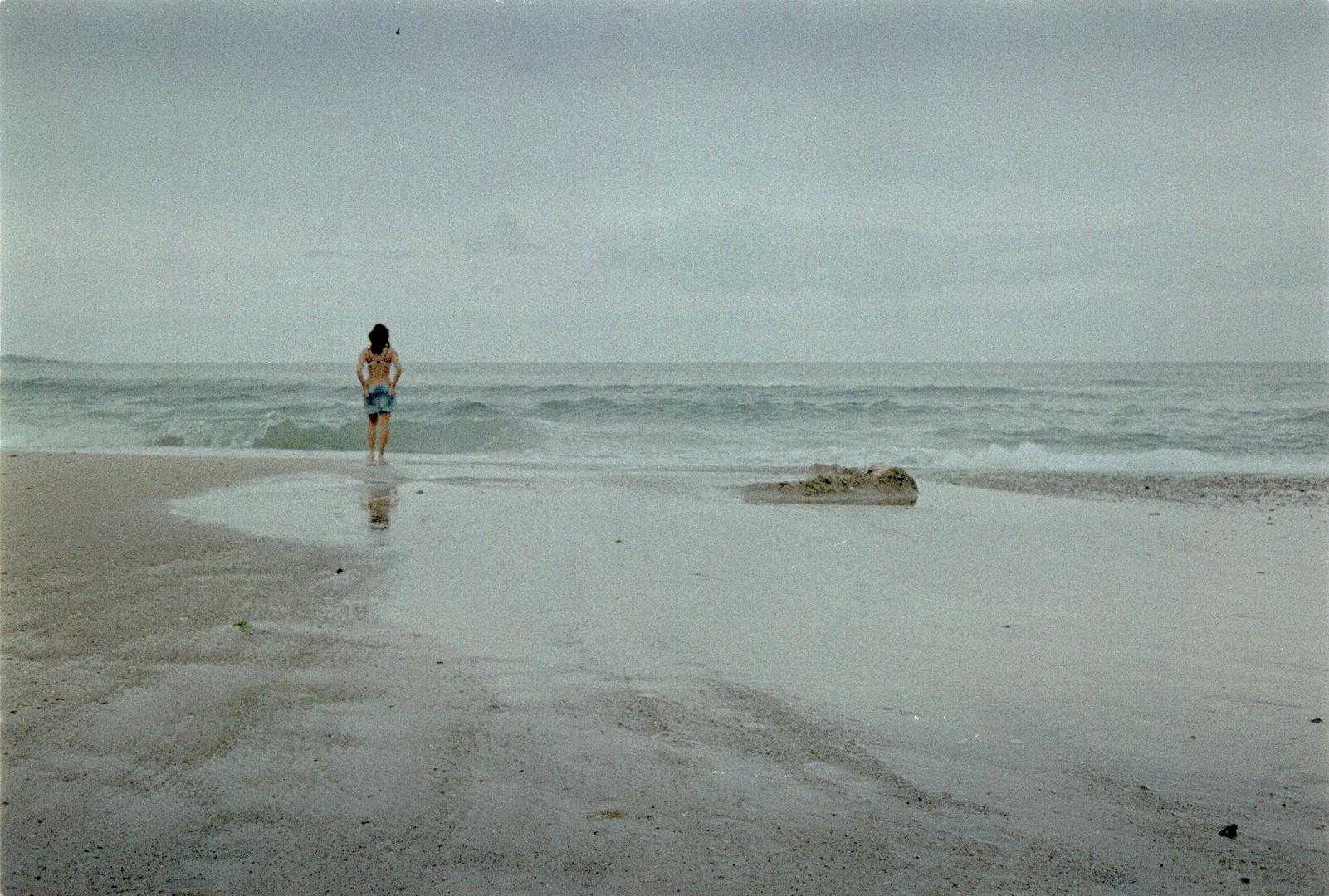 Ese mar que no te pide nada