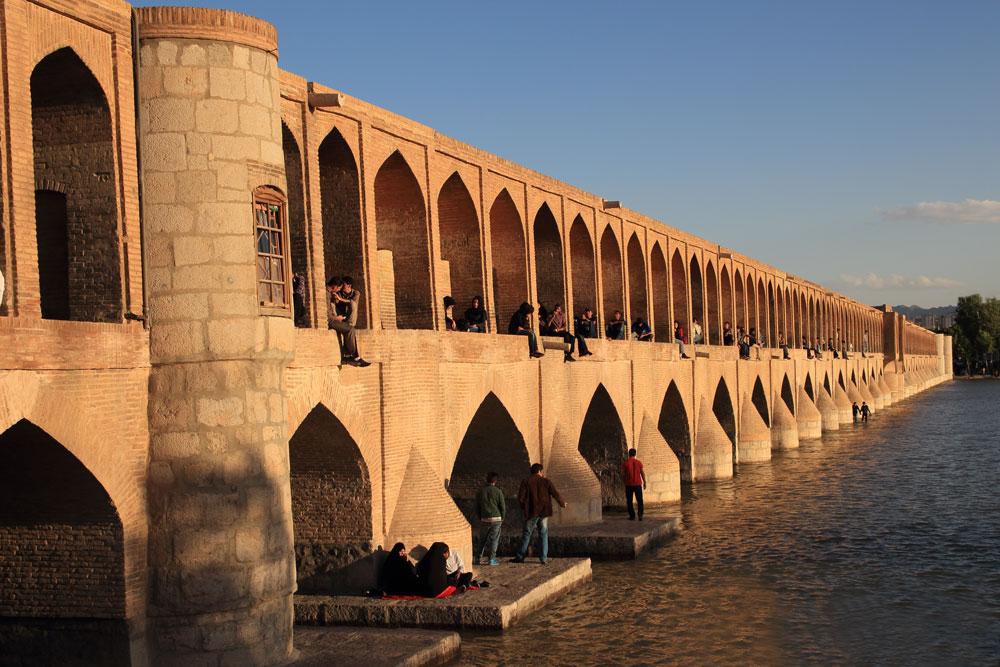 Esfahan Hotspot