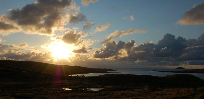 Eshaness,North West Shetland.