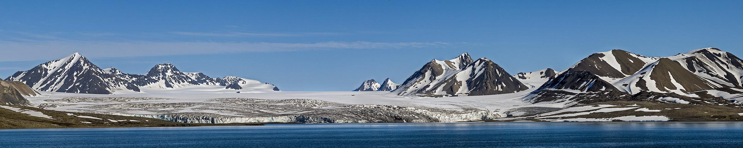 ESMARCKBREEN (Svalbard)