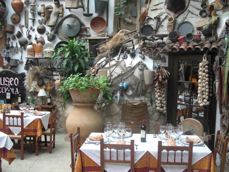 españa andalucia jaen ubeda museo agricola de ubeda hotel asador