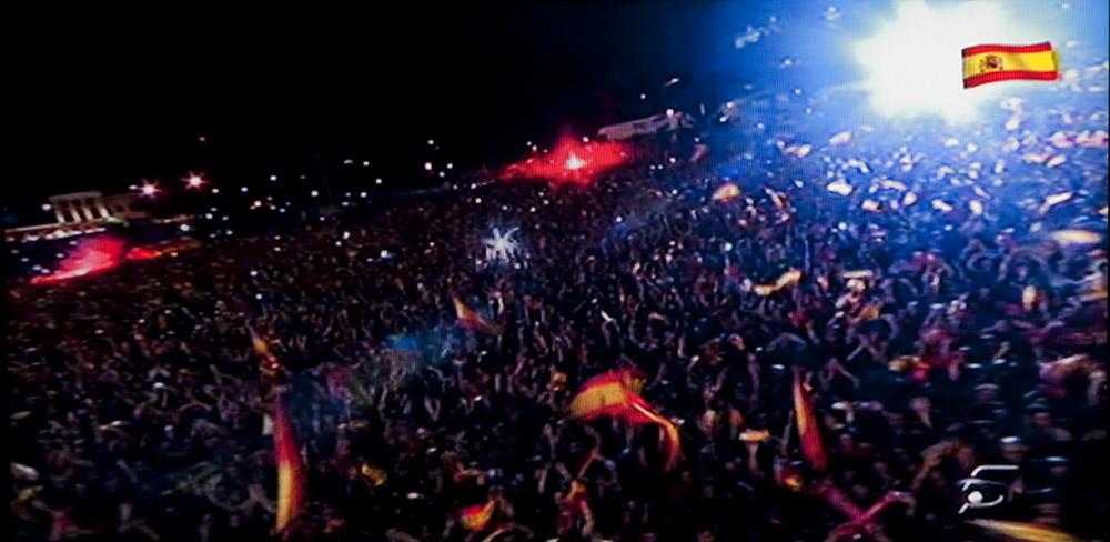 España es una fiesta.